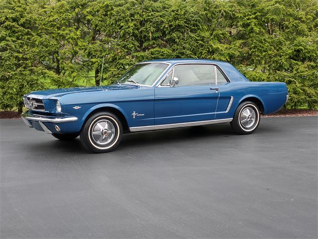 1965 Ford Mustang (CC-1465997) for sale in Carlisle, Pennsylvania