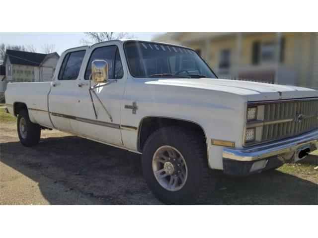 1981 Chevrolet C20 (CC-1460006) for sale in Cadillac, Michigan