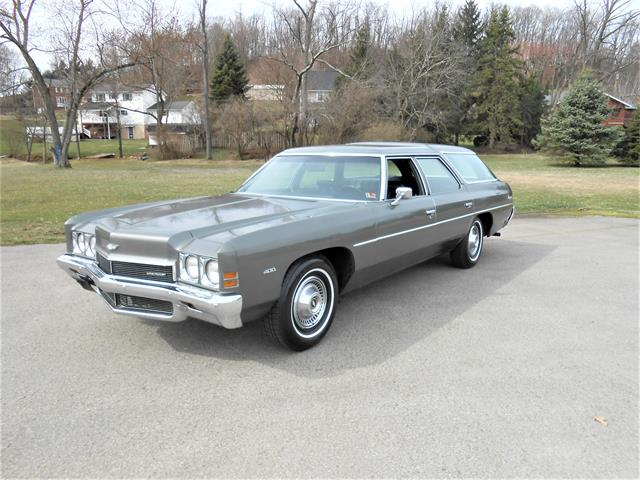 1972 Chevrolet Kingswood (CC-1466002) for sale in Carlisle, Pennsylvania