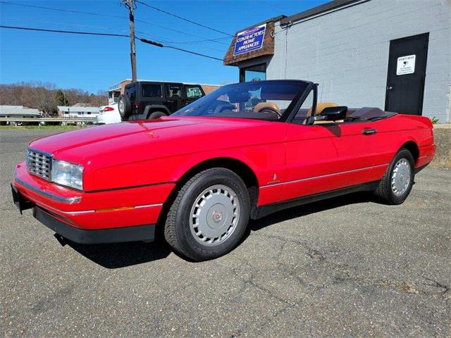 1988 Cadillac Allante (CC-1466005) for sale in Carlisle, Pennsylvania