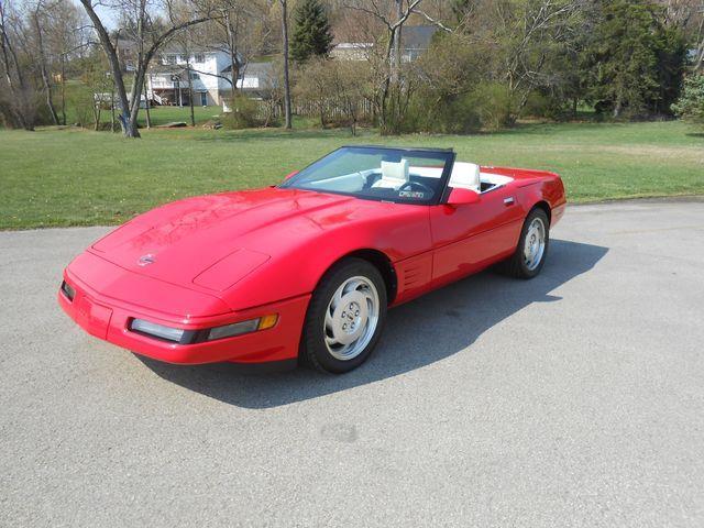 1993 Chevrolet Corvette (CC-1466007) for sale in Carlisle, Pennsylvania