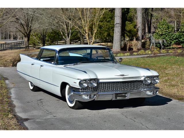 1960 Cadillac Series 60 (CC-1460601) for sale in Youngville, North Carolina