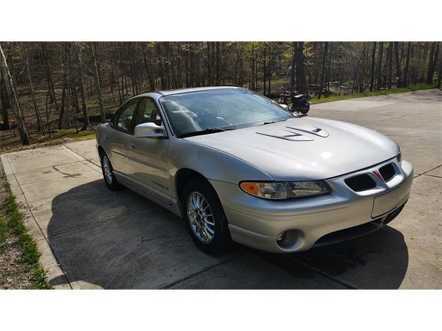 2001 Pontiac Grand Prix (CC-1466011) for sale in Carlisle, Pennsylvania
