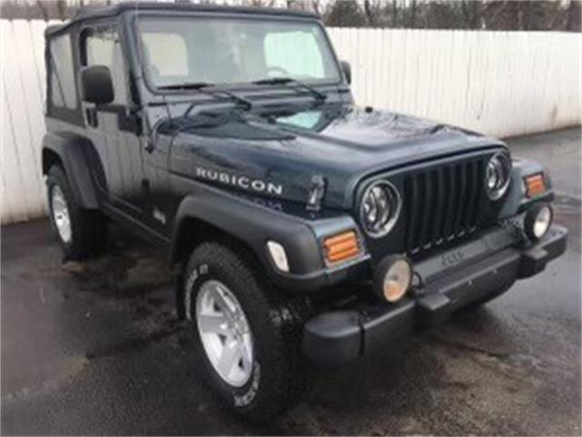 2006 Jeep Wrangler (CC-1466013) for sale in Carlisle, Pennsylvania