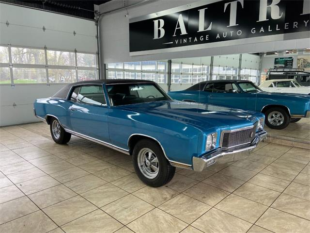1971 Chevrolet Monte Carlo (CC-1466026) for sale in St. Charles, Illinois