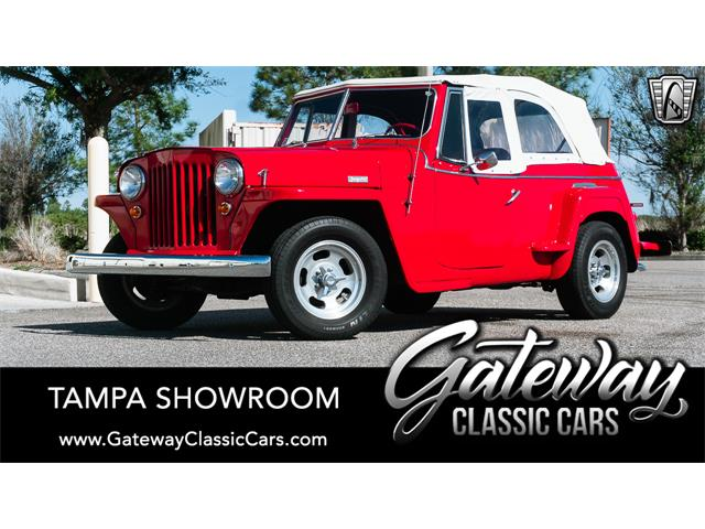 1949 Willys Jeepster (CC-1466029) for sale in O'Fallon, Illinois