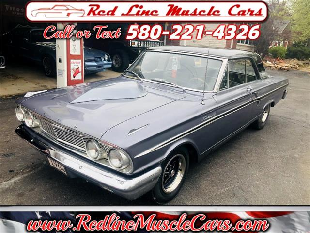 1967 Ford Fairlane 500 (CC-1466045) for sale in Wilson, Oklahoma