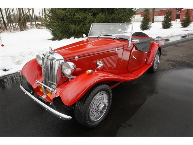 1952 MG TD (CC-1466050) for sale in Monroe Township, New Jersey