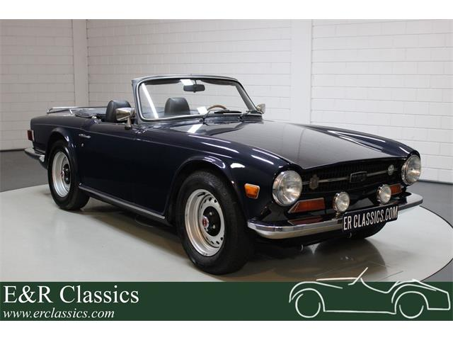 1972 Triumph TR6 (CC-1466062) for sale in Waalwijk, [nl] Pays-Bas