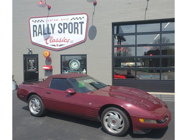 1993 Chevrolet Corvette (CC-1466063) for sale in Canton, Ohio
