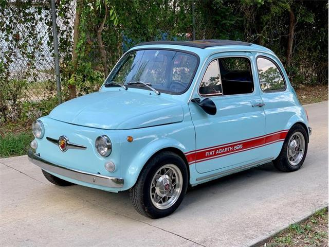 1970 Fiat Abarth (CC-1460607) for sale in Youngville, North Carolina