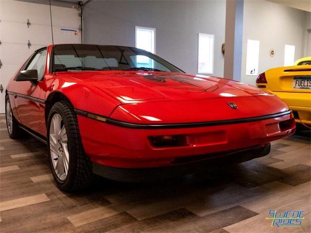 1988 Pontiac Fiero (CC-1466075) for sale in Montgomery, Minnesota