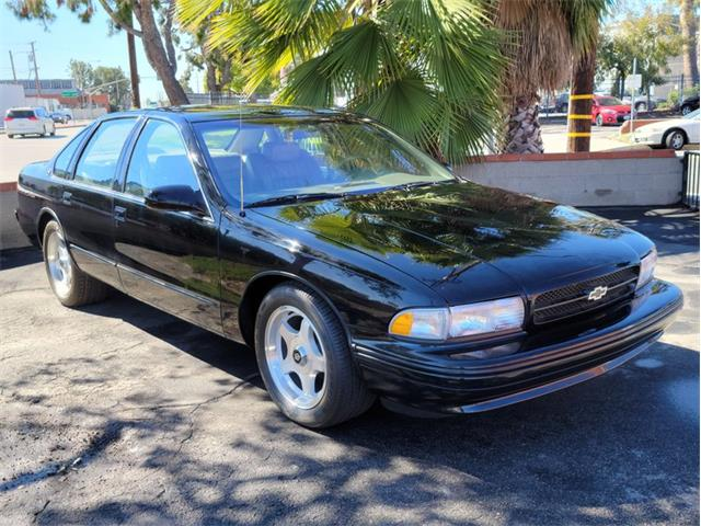 1996 Chevrolet Impala (CC-1460608) for sale in Youngville, North Carolina