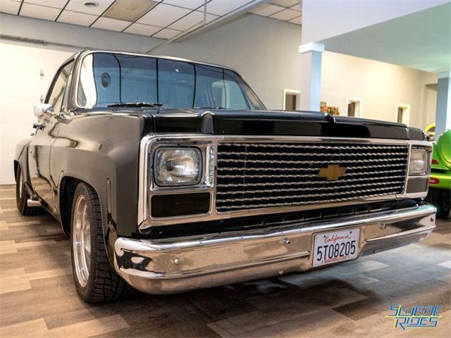 1980 Chevrolet Silverado (CC-1466081) for sale in Montgomery, Minnesota