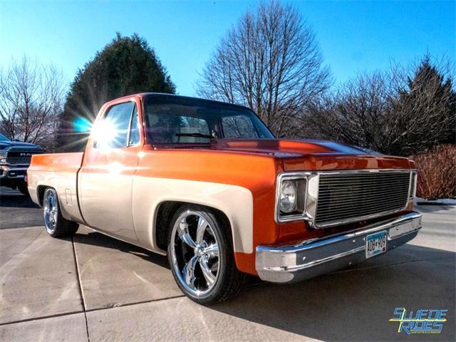 1976 Chevrolet C10 (CC-1466089) for sale in Montgomery, Minnesota