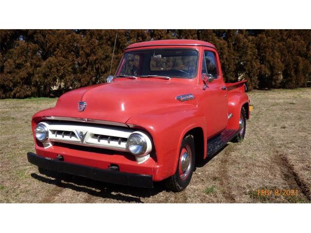 1953 Ford F100 (CC-1460609) for sale in Youngville, North Carolina