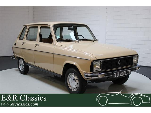 1977 Renault R6 (CC-1466094) for sale in Waalwijk, [nl] Pays-Bas