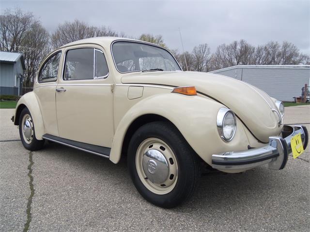 1971 Volkswagen Super Beetle (CC-1466103) for sale in Jefferson, Wisconsin