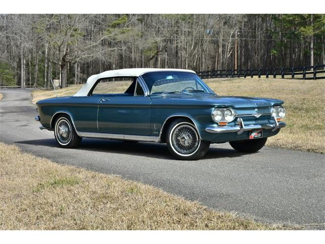1964 Chevrolet Corvair (CC-1460611) for sale in Youngville, North Carolina