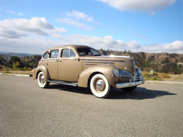 1939 Studebaker Commander (CC-1466113) for sale in Riverside, California