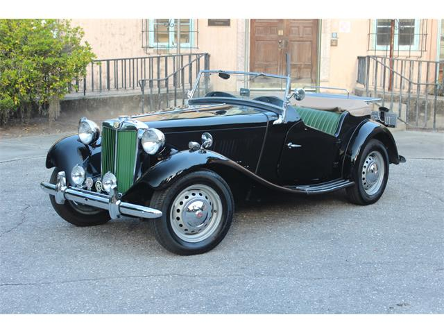 1950 MG TD (CC-1466115) for sale in SARASOTA, Florida