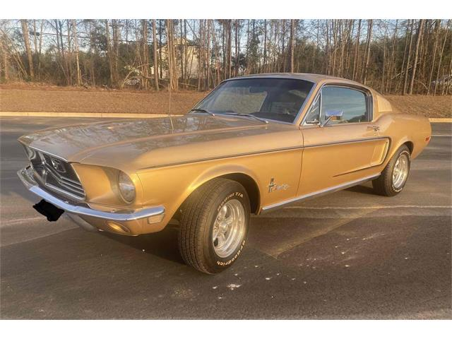 1968 Ford Mustang (CC-1466119) for sale in Summerville, South Carolina