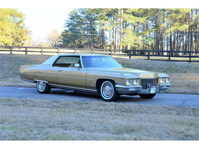 1971 Cadillac Coupe (CC-1460612) for sale in Youngville, North Carolina