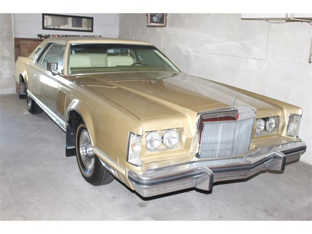 1979 Lincoln Continental Mark V (CC-1466121) for sale in Minersville, Pennsylvania