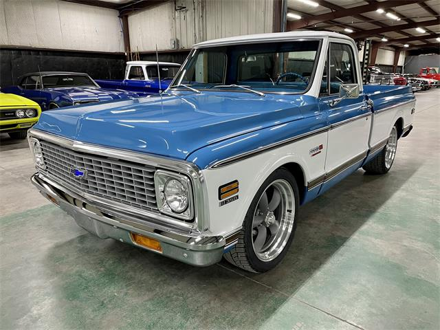 1971 Chevrolet C10 (CC-1466124) for sale in Sherman, Texas