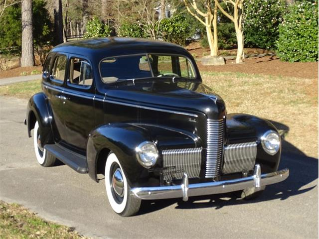 1940 Nash Lafayette (CC-1460613) for sale in Youngville, North Carolina