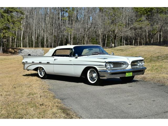 1959 Pontiac Bonneville (CC-1460615) for sale in Youngville, North Carolina