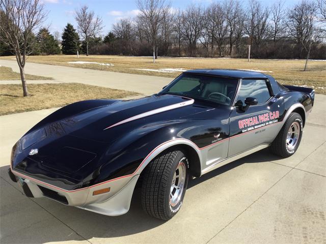 1978 Chevrolet Corvette (CC-1466152) for sale in www.bigiron.com,