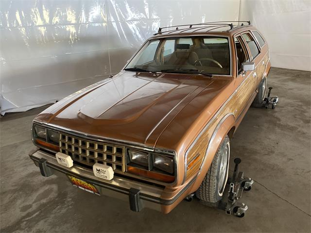 1985 AMC Eagle (CC-1466159) for sale in www.bigiron.com,