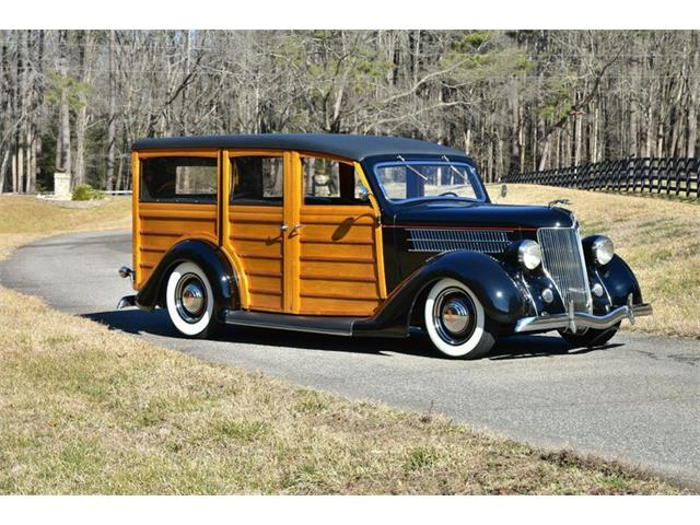 1936 Ford Woody Wagon (CC-1460616) for sale in Youngville, North Carolina