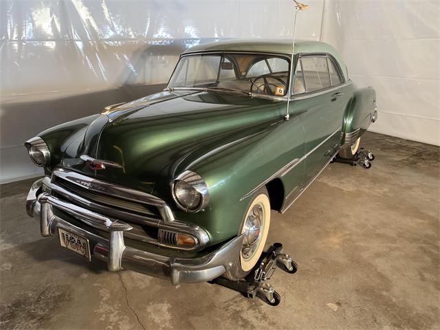 1951 Chevrolet Deluxe (CC-1466170) for sale in www.bigiron.com,