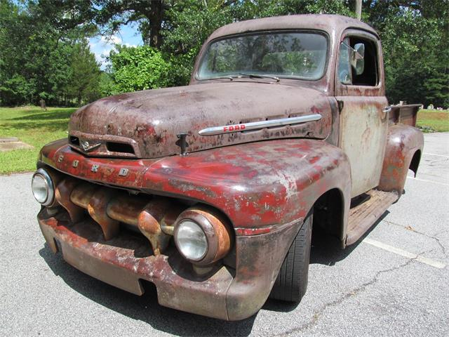 1951 Ford F1 (CC-1466177) for sale in Fayetteville, Georgia