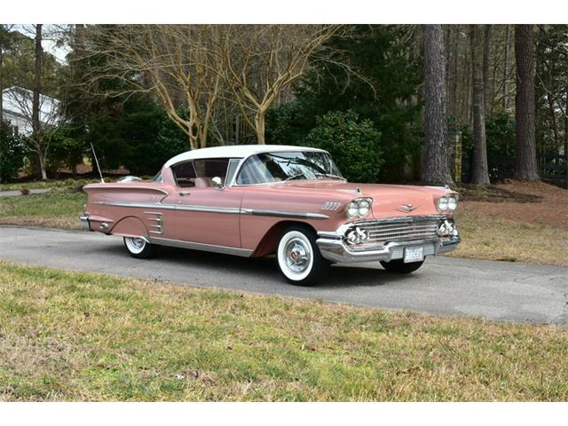 1958 Chevrolet Impala (CC-1460618) for sale in Youngville, North Carolina