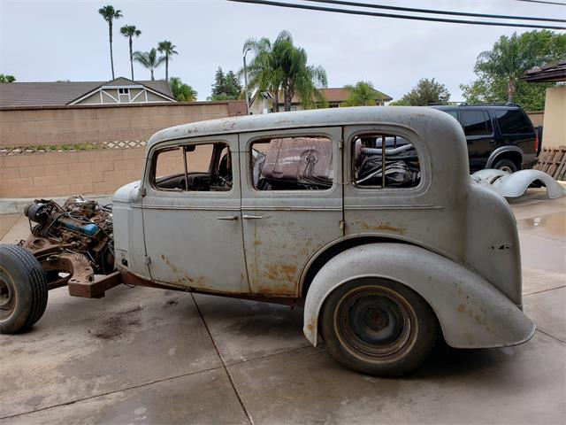 1934 Oldsmobile 2-Dr Sedan (CC-1466183) for sale in La Verne, California