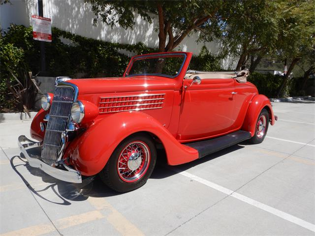 1935 Ford Convertible (CC-1466184) for sale in Woodland Hills, United States