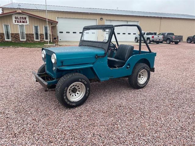 1963 Willys CJ-3B (CC-1466188) for sale in www.bigiron.com,
