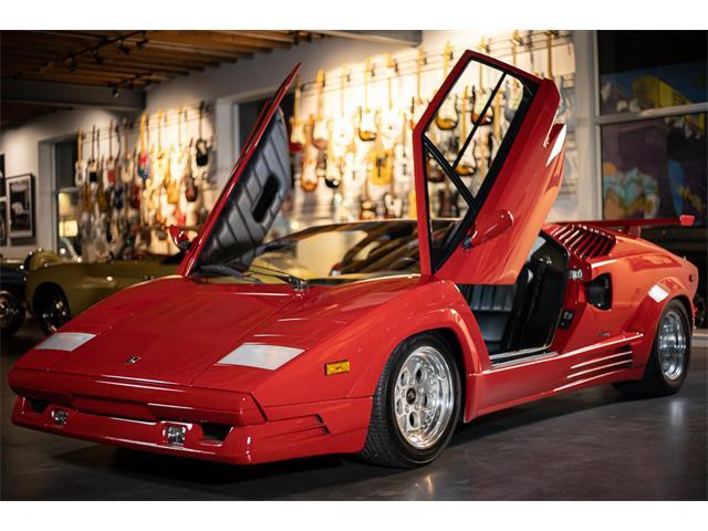 1989 Lamborghini Countach 25th Anniversary (CC-1466189) for sale in Miami, Florida