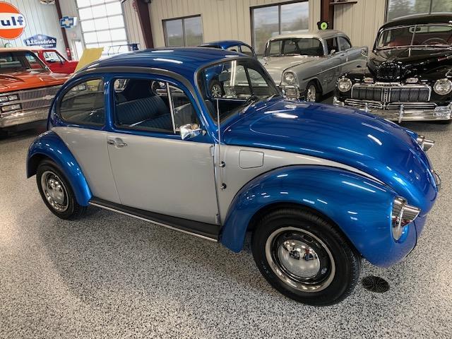 1972 Volkswagen Beetle (CC-1466196) for sale in Hamilton, Ohio