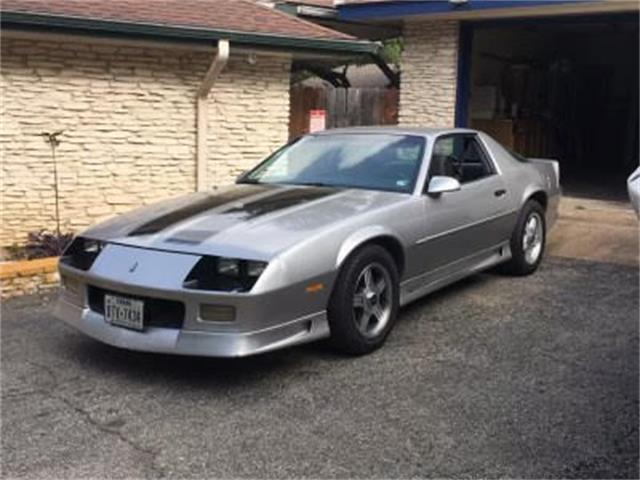 1992 Chevrolet Camaro (CC-1466200) for sale in Pflugerville, Texas