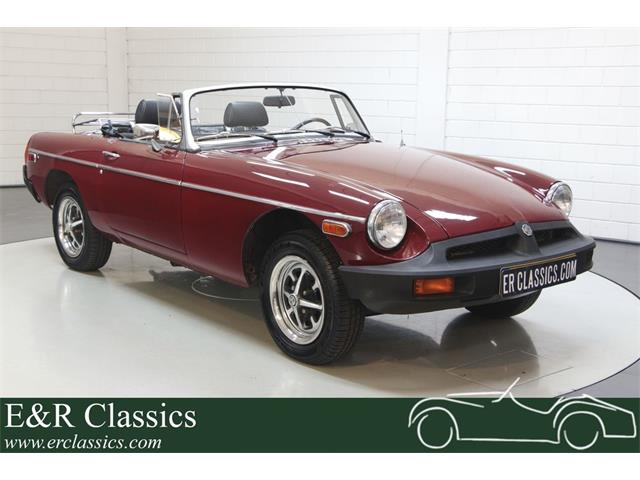 1976 MG MGB (CC-1466202) for sale in Waalwijk, [nl] Pays-Bas