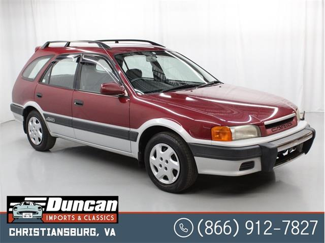 1996 Toyota Sprinter (CC-1466208) for sale in Christiansburg, Virginia