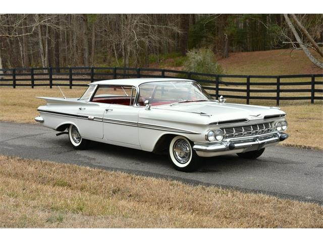 1959 Chevrolet Impala (CC-1460621) for sale in Youngville, North Carolina