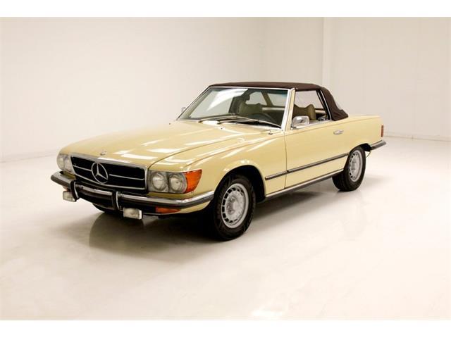 1972 Mercedes-Benz 350SL (CC-1466211) for sale in Morgantown, Pennsylvania