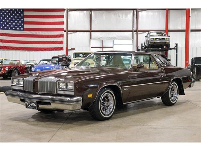1977 Oldsmobile Cutlass (CC-1466216) for sale in Kentwood, Michigan