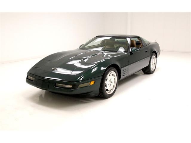 1993 Chevrolet Corvette (CC-1466221) for sale in Morgantown, Pennsylvania