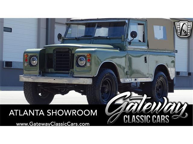 1973 Land Rover Defender (CC-1466223) for sale in O'Fallon, Illinois